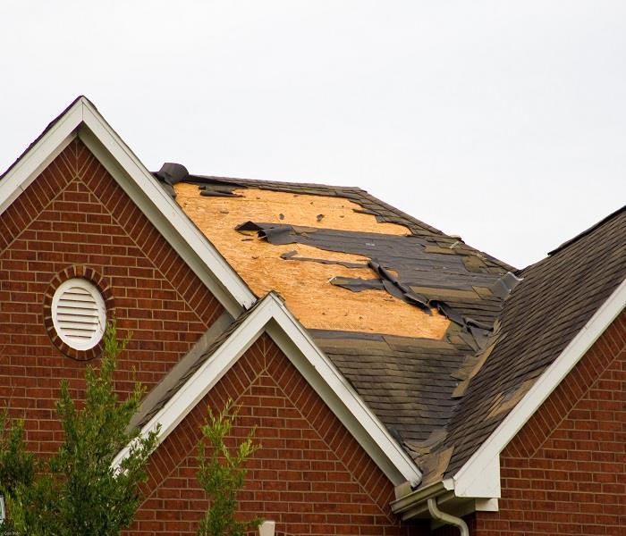 Storm Damage – Lutherville Roof