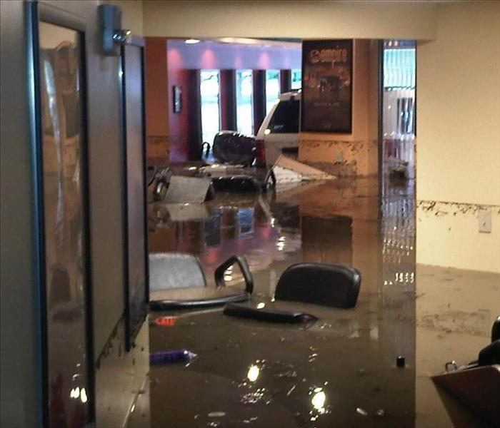 Flood Damage - Towson Dormitory